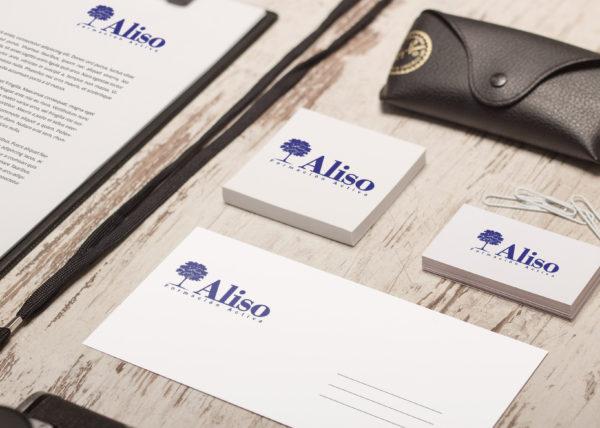 Aliso Formación Activa - Logotipo - Juan Ángel Ortiz