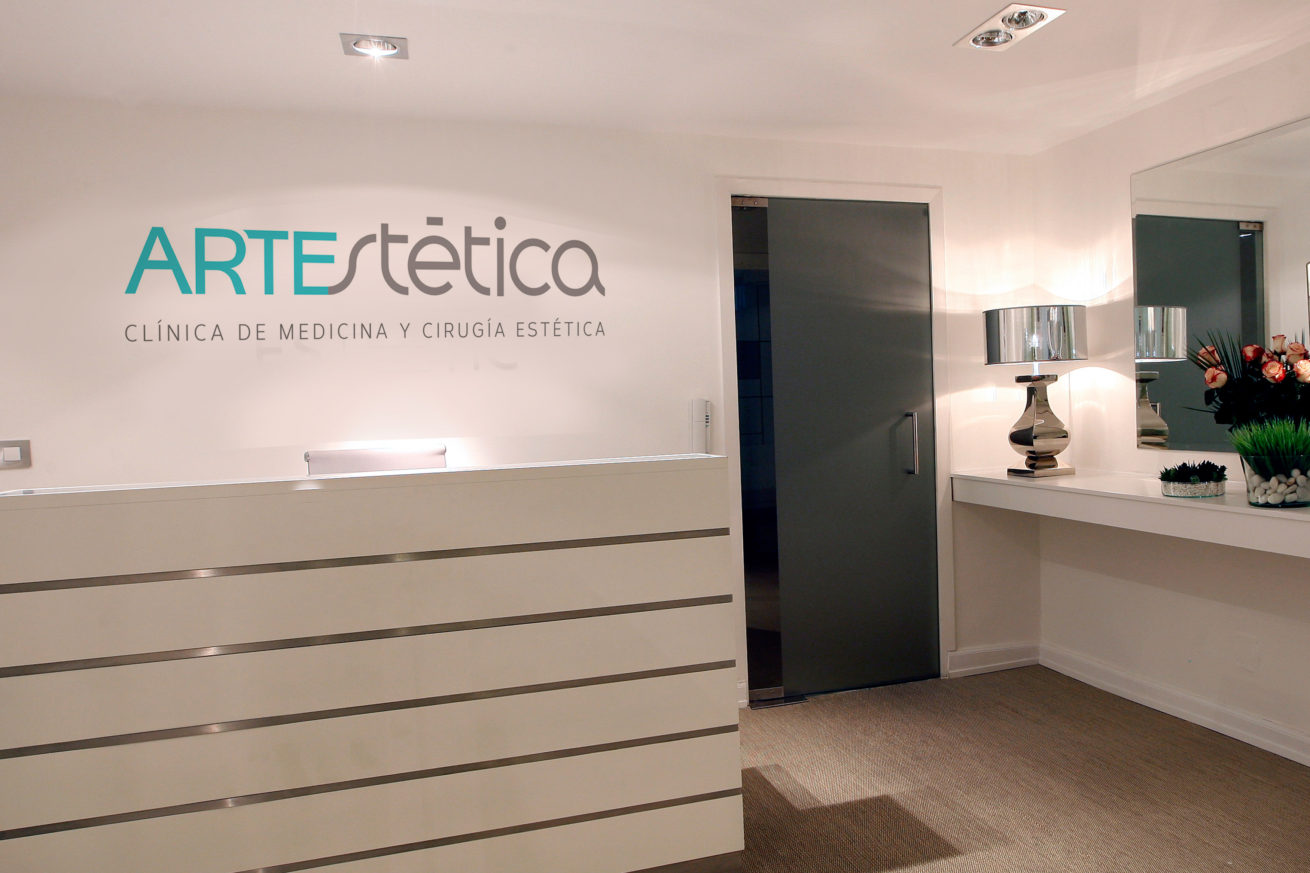 Clínica Artestética - Logotipo - Juan Ángel Ortiz