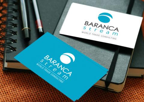 Baranca Stream - Logotipo - Juan Ámgel Ortiz