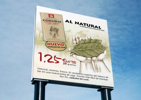 Tabacos Coburn - Juan Ángel Ortiz