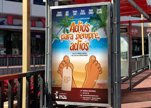 Martes Teatro - Juan Ángel Ortiz