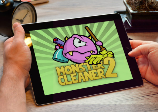 Monster Cleaner - Juan Ángel Ortiz