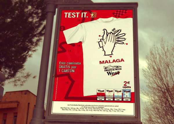 West McLaren - Camisetas - Juan Ángel Ortiz