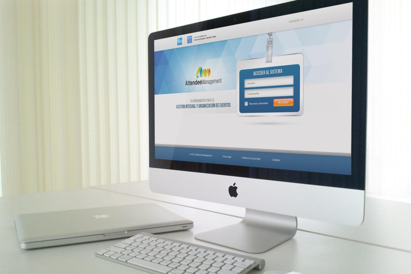 Attendee Management - Web - Juan Ángel Ortiz