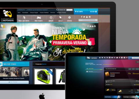 Autoservicio del Motorista - Tienda Online - Juan Ángel Ortiz