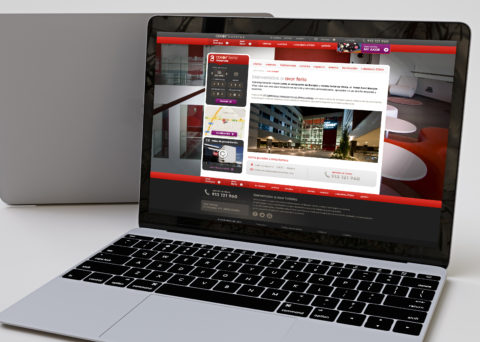 Hoteles Axor - Web -Juan Ángel Ortiz