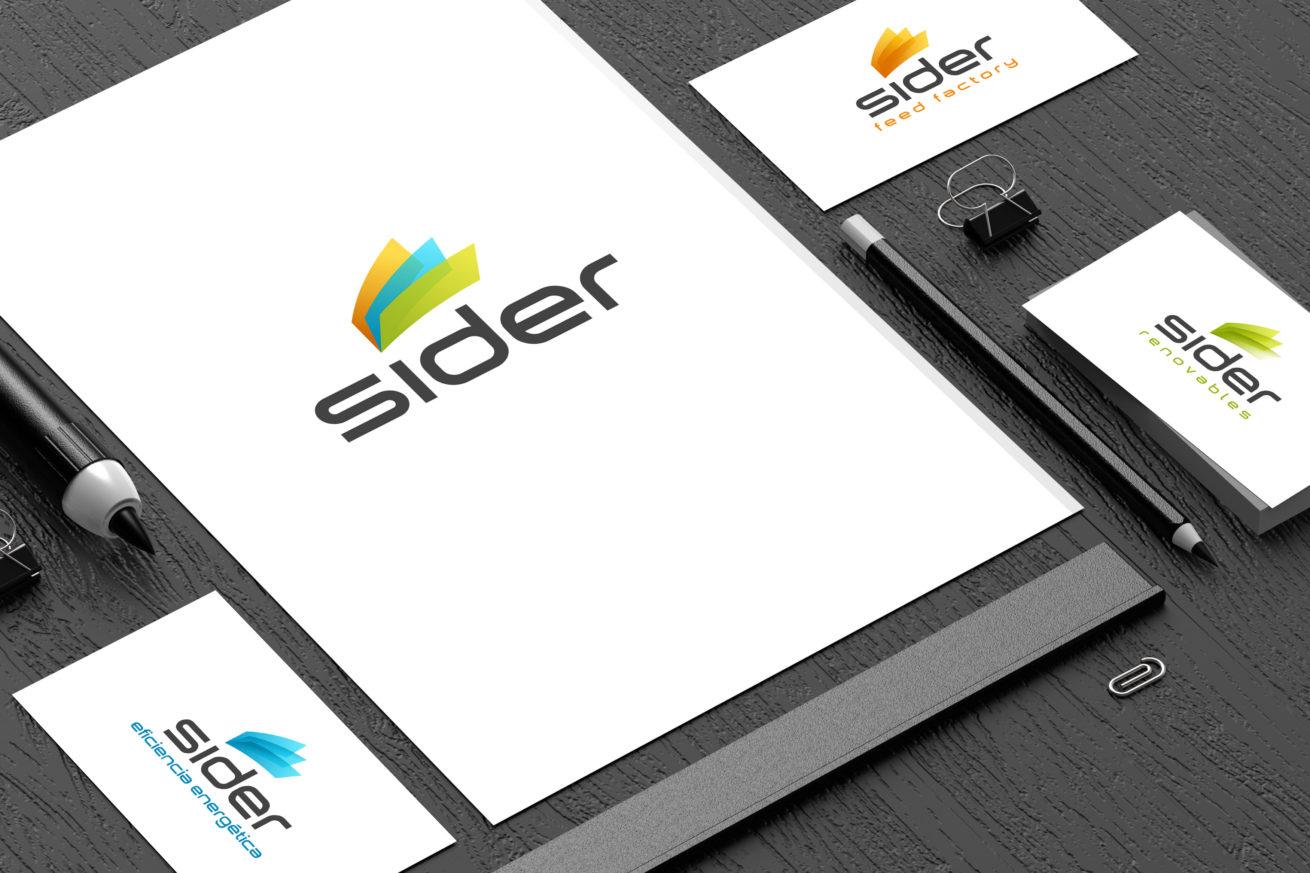 Sider Renovables - Branding - Juan Ángel Ortiz