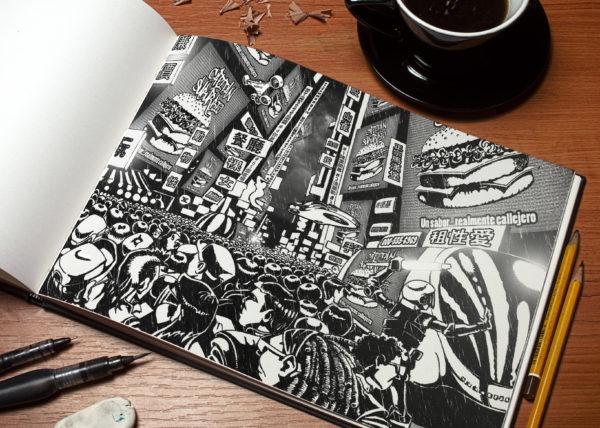 Universo Manchego - Juan Ángel Ortiz