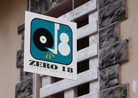 Zero 18 - Branding - Juan Ángel Ortiz
