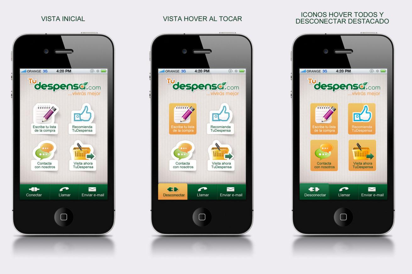 Tu Despensa - App - Juan Ángel Ortiz