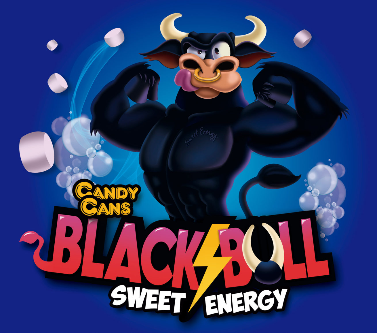 BlackBull - Poster - Juan Ángel Ortiz