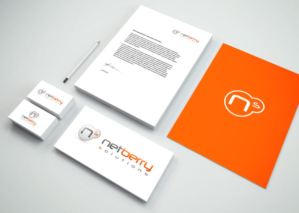 Netberry - Branding - Juan Ángel Ortiz