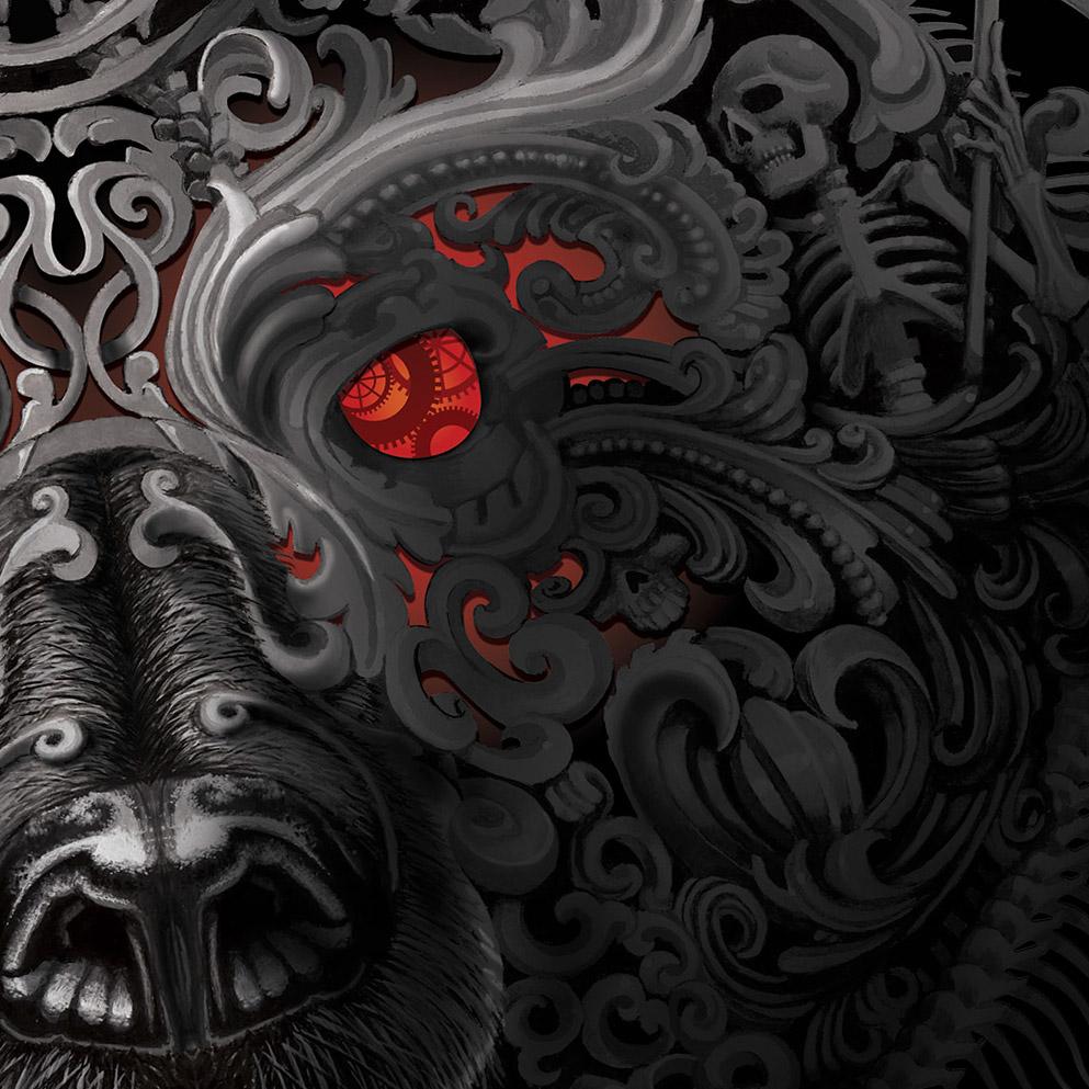 Ilustración - Juan Angel Ortiz - Osezno